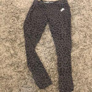 Leopard Nike Leggings